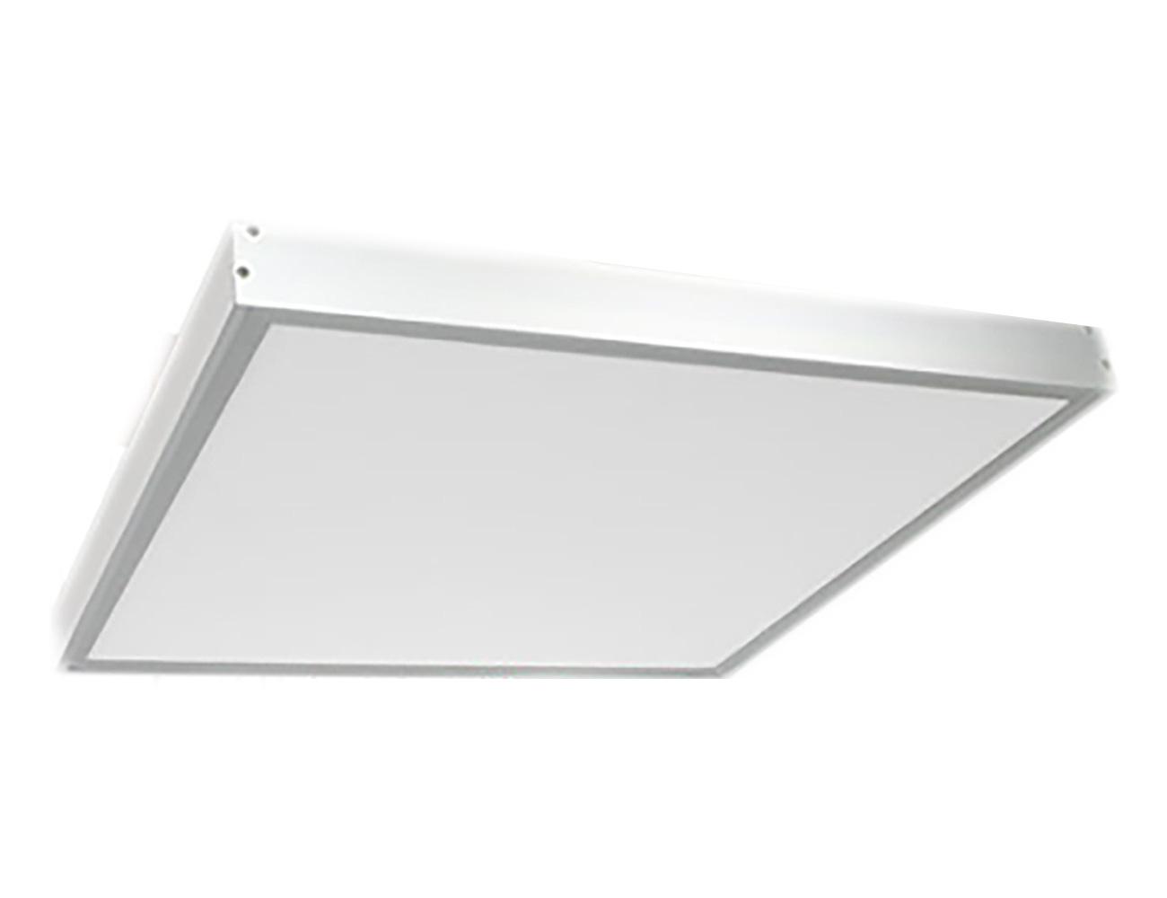 aufbaurahmen f r led panel ledtronic. Black Bedroom Furniture Sets. Home Design Ideas